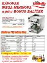 I ke kávovaru Wega Mininova Inox 1Gr v provedení s automatickým dávkováním nabízíme velmi výhodnou akci Bonus balíček!